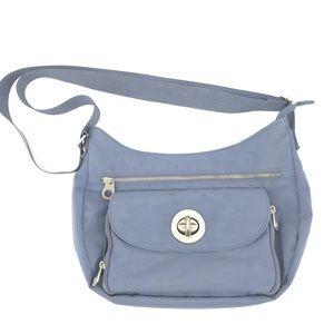 Light Blue Baggallini Crossbody Bag